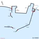地図:苫小牧東港